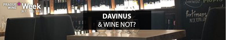 DAVINUS & WINE NOT